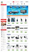 Thiết kế web giá rẻ bán camera