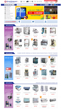 Thiết kế web giá rẻ thương mại điện tử