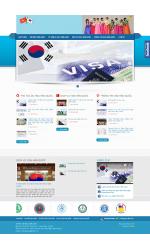 Thiết kế web giá rẻ làm visa
