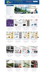 Thiết kế web giá rẻ làm giàn phơi