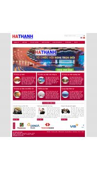 Thiết kế web giá rẻ tổ chức sự kiện