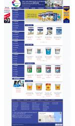 Thiết kế web giá rẻ cửa hàng, đại lý sơn
