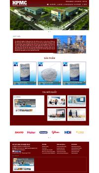Thiết kế web giá rẻ bột đá