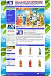 Thiết kế web giá rẻ thực phẩm - đồ uống