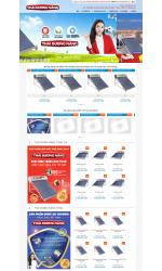 Web giá rẻ cửa hàng inox