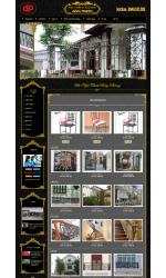 Thiết kế web giá rẻ sắt thép