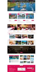 Thiết kế web giá rẻ khách sạn, nhà nghỉ