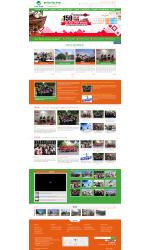 Thiết kế web giá rẻ du học
