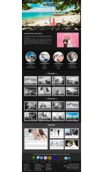 Thiết kế web giá rẻ ảnh viện áo cưới