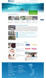 Web giá rẻ giới thiệu công ty