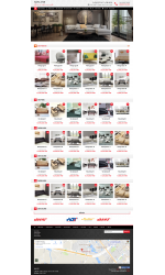 Thiết kế web giá rẻ bàn ghế sofa, nội thất trang trí