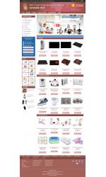 Thiết kế web giá rẻ đồ gia dụng