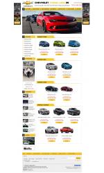 Thiết kế web giá rẻ nội thất ô tô
