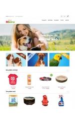 Thiết kế web giá rẻ thú cưng