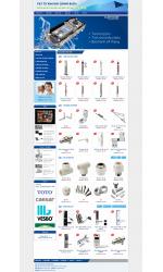 Thiết kế web giá rẻ vật tư kim khí