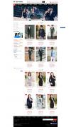 Thiết kế web giá rẻ thời trang hàn quốc