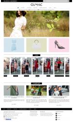 Thiết kế web giá rẻ thời trang phái đẹp