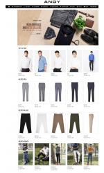 Web giá rẻ bán quần áo thời trang