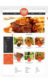 Thiết kế web giá rẻ bán pizza