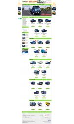Thiết kế web giá rẻ bán xe tải