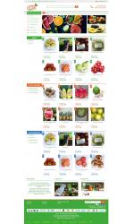 Web nông sản