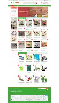 Thiết kế web giá rẻ kệ trang trí