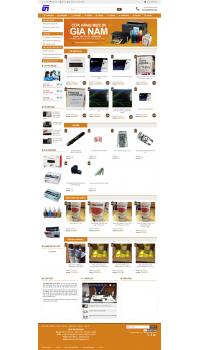 Thiết kế web giá rẻ mực in