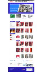 Thiết kế web giá rẻ phòng cháy chữa cháy