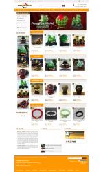 Thiết kế web giá rẻ phong thủy