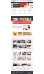 Thiết kế web giá rẻ sofa