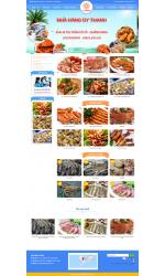 Thiết kế web giá rẻ ẩm thực