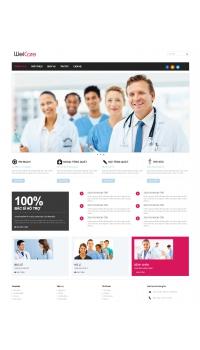 Web giá rẻ nha khoa, phòng khám
