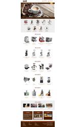 Thiết kế web giá rẻ quán bar – cafe