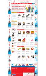 Thiết kế web giá rẻ thiết bị công nghiệp