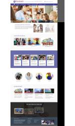Thiết kế web giá rẻ trung tâm ngoại ngữ