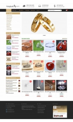 Thiết kế web giá rẻ phụ kiện thời trang