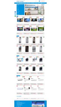 Web giá rẻ bán hàng