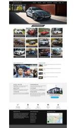 Thiết kế web giá rẻ bán ô tô, xe máy