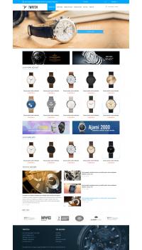 Web giá rẻ đồng hồ thời trang
