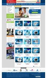 Thiết kế web giá rẻ y dược