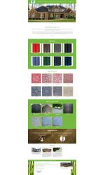Thiết kế web giá rẻ bán ngói màu