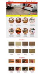 Web giá rẻ sàn gỗ công nghiệp