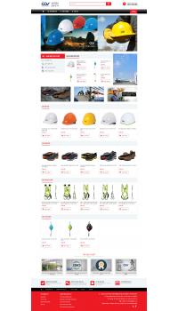 Thiết kế web giá rẻ bảo hộ lao động