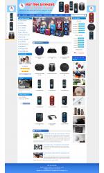 Thiết kế web giá rẻ loa blutooth