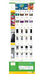 Web giá rẻ siêu thị điện máy