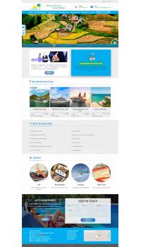 Web giá rẻ du lịch tại Bắc Ninh