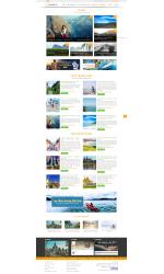 Thiết kế web giá rẻ du lịch Hòa Bình