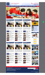 Thiết kế web giá rẻ tiếng anh trẻ em