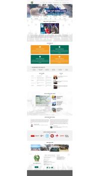 Thiết kế web giá rẻ trường học, giáo dục