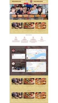 Web giá rẻ nhà hàng